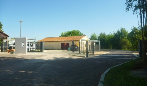EABX - Station d'Expérimentation de Saint-Seurin-Sur-L'Isle