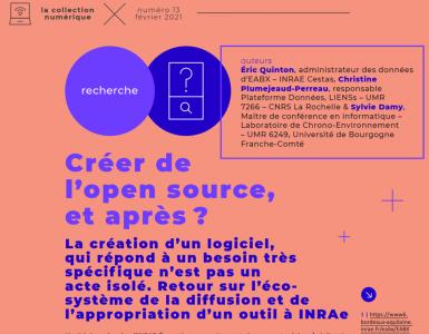Créer de l'open source