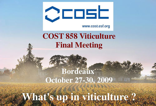 Cost 858 Final Meeting