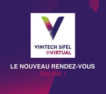 L'UMR EGFV a participé au Vinitech-Sifel Virtual 2020