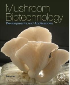livre Mushroom Biotechnology