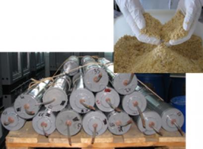 mini-silos, Maïs grain humide