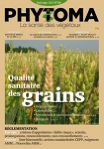 couverture Phytoma 706