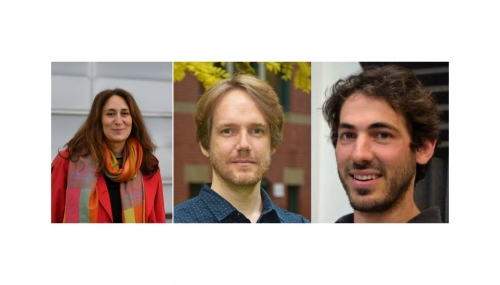 Bienvenues aux nouveaux chercheurs !