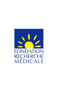 Financement par la FRM (Fondation pour la Recherche Médicale)
