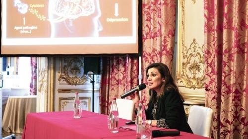 Lucile Capuron est la lauréate du prix Marcel Dassault 2018