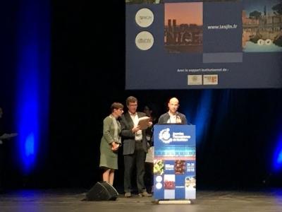Prix de la Société Française de Nutrition (SFN) décerné à Xavier Fioramonti