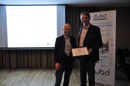 Xavier Fioramonti récompensé par un prix de la Fondation Bordeaux université