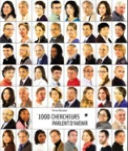 1000 Chercheurs Parlent D'Avenir (Paris)
