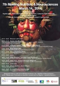 7th meeting  Nutrition-Neurosciences