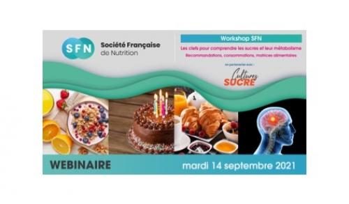 Workshop SFN/Cultures sucres le 14/09/2021
