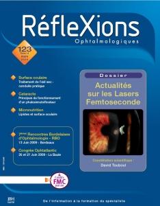 Réflexions ophtalmologiques n°123, tome 14