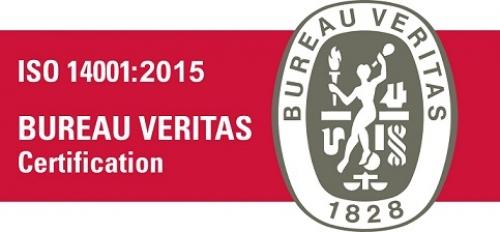 ISO14001 Bureau Veritas