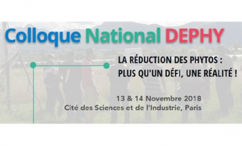 Colloque DEPHY 2018
